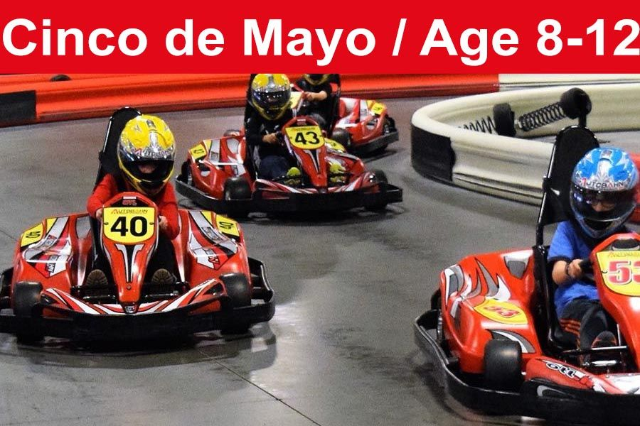 Cinco De Mayo B2G2 (Ages 8-12, May 5th ONLY)