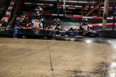 Kart & Laserparty