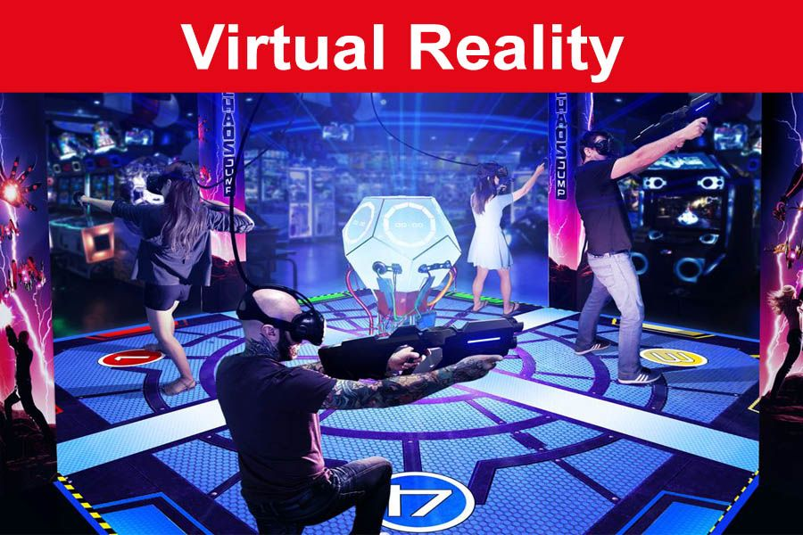2 VR Sessions (Save $7)