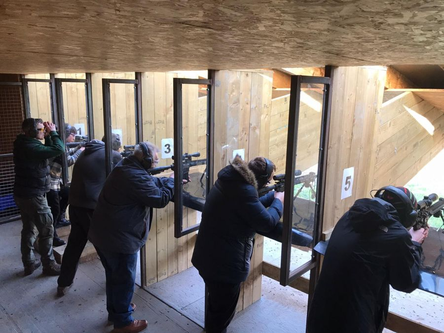 Live Fire   7-12 people