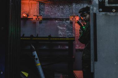 Tactical Lasertag - 3 uur