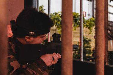 Tactical Lasertag 2 uur (prive)