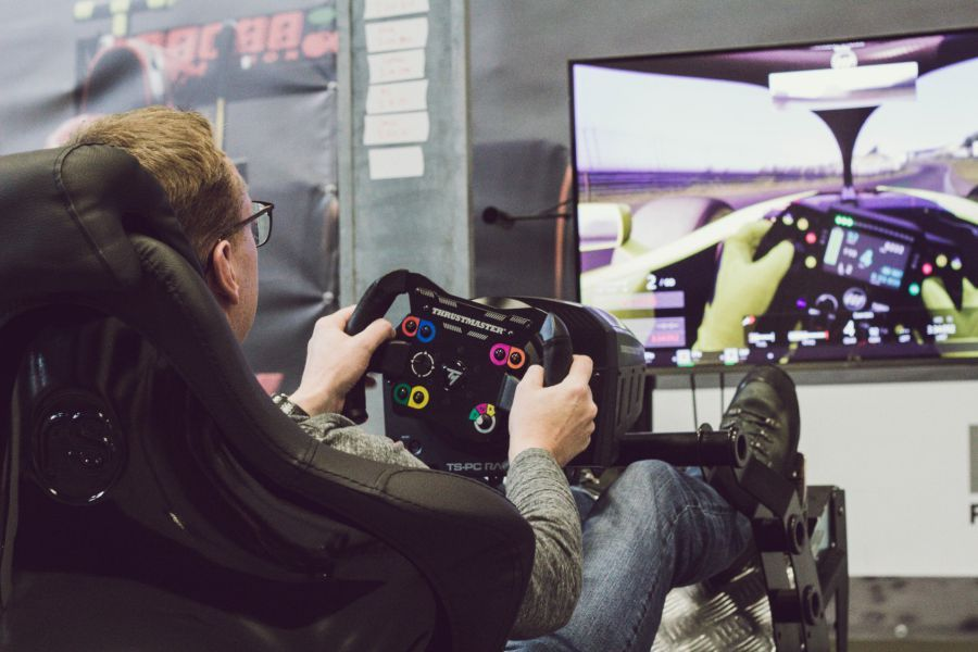 Immersive   F1 VR Race Experience