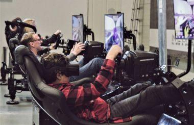 groepsticket racen 6 simulatoren