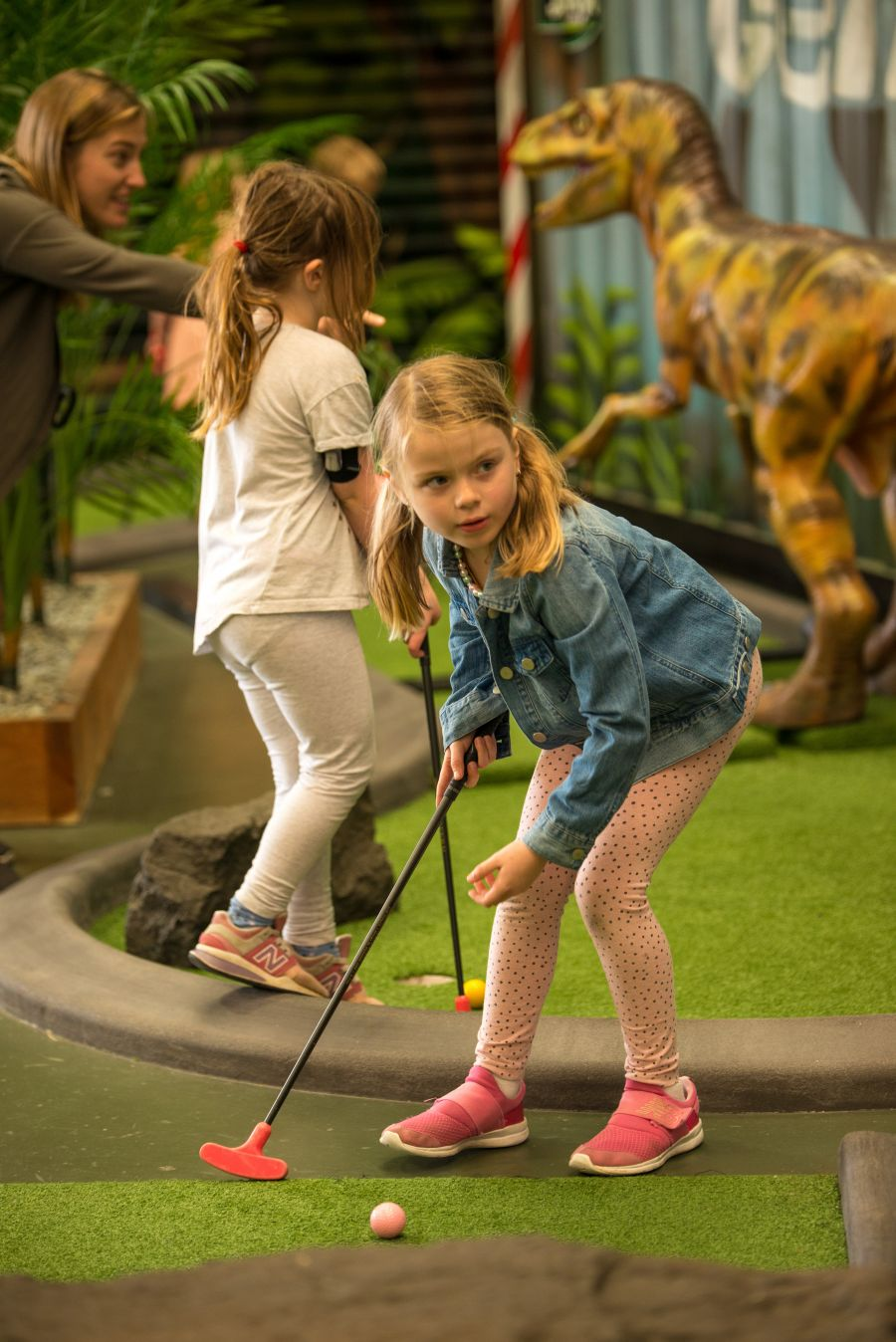 Game Over Auckland | 1 Mini Putt Round