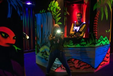 Game Over Auckland | 1 Laser Tag Mission