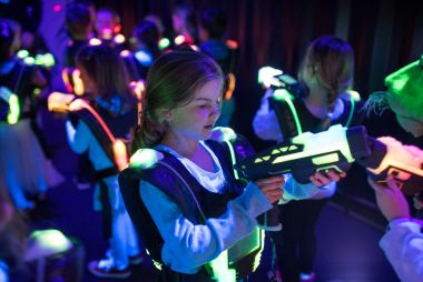 Game Over Auckland | 3 Laser Tag Missions