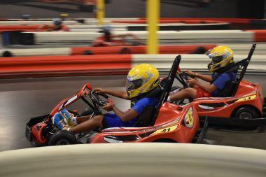 2 Races (Under age 13, Mon-Thu)