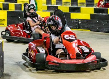1 Go Kart Race (Juniors)