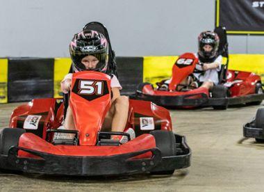 3 Go Kart Race (Juniors)