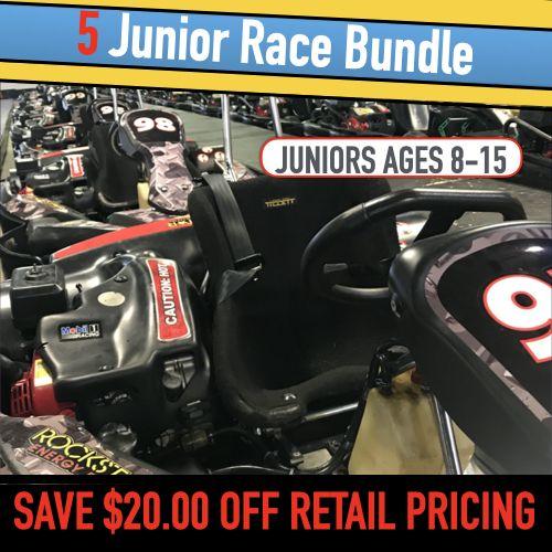 5 Go Kart Race (Junior)