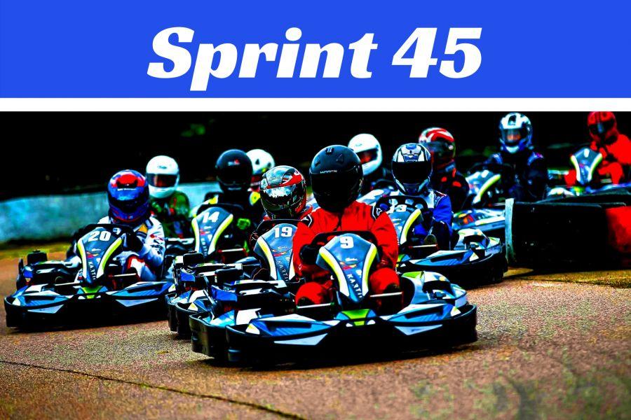 Sprint 45