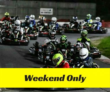 Adult 30 Min Race Session - Weekend