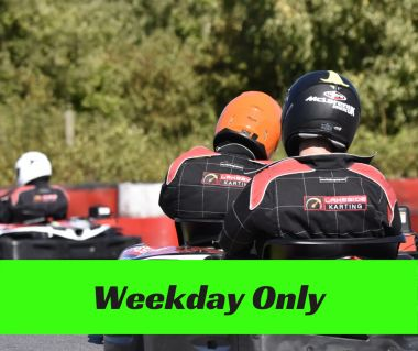 30 Minute Family Fun Session (Novice Drivers) - Mid Week