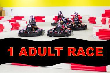 1 Adult Race