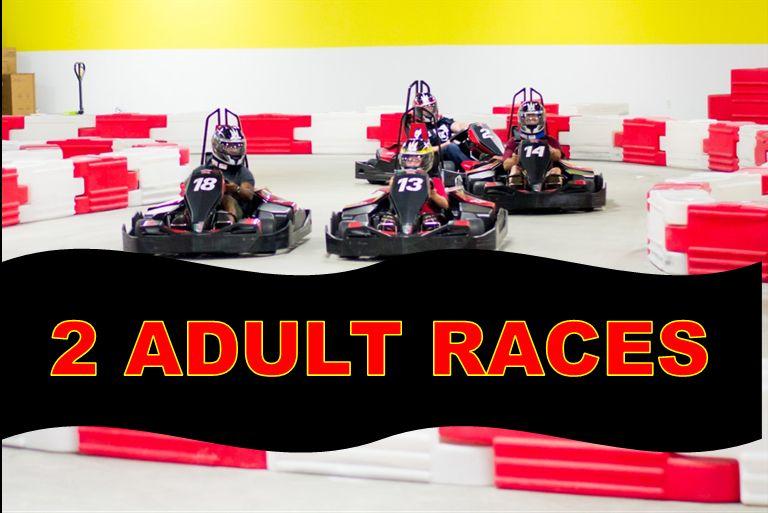 2 Adult Races