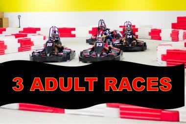 3 Adult Races