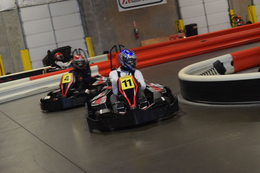 Save $3 1 Shared Race Reservation and 1 hr Unlimited Arcade Play (Age 13+, Mon-Thurs)