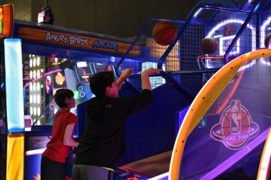 Save $3 1 Shared Race Reservation and 1 hr Unlimited Arcade Play (Age 8-12, Fri-Sun)