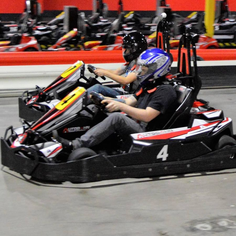 Save $10 2 Shared Race Reservations, 1 VR Session, and 1 hr Unlimited Arcade Play (Age 13+, Mon-Thur