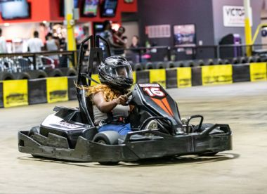 1 Go Kart race (Adults)