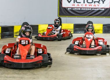 3 Go Kart Race (Juniors)