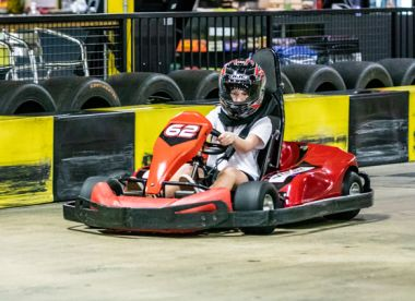 1 Go Kart Race (Juniors)