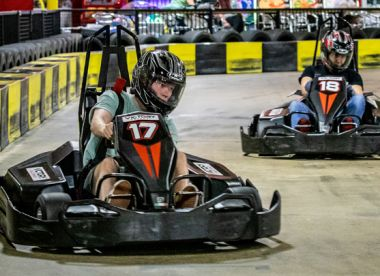2 Go Kart Race (Adults)