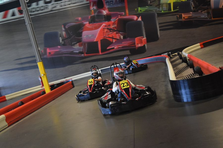 Save $20 Shared Reservation for 3 Races (Age 13+, Mon-Thu)