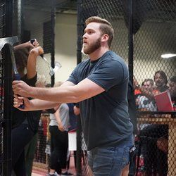 PRIVATE 1.5Hr Axe Throwing Session (Mon-Thu)