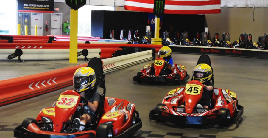 Save $2 Shared Reservation for 2 Races (Ages 8-12, Fri-Sun & Holidays)