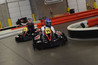 Save $10 2 Shared Race Reservations, 1 VR Session, and 1 hr Unlimited Arcade Play (Age 13+, Fri-Sun
