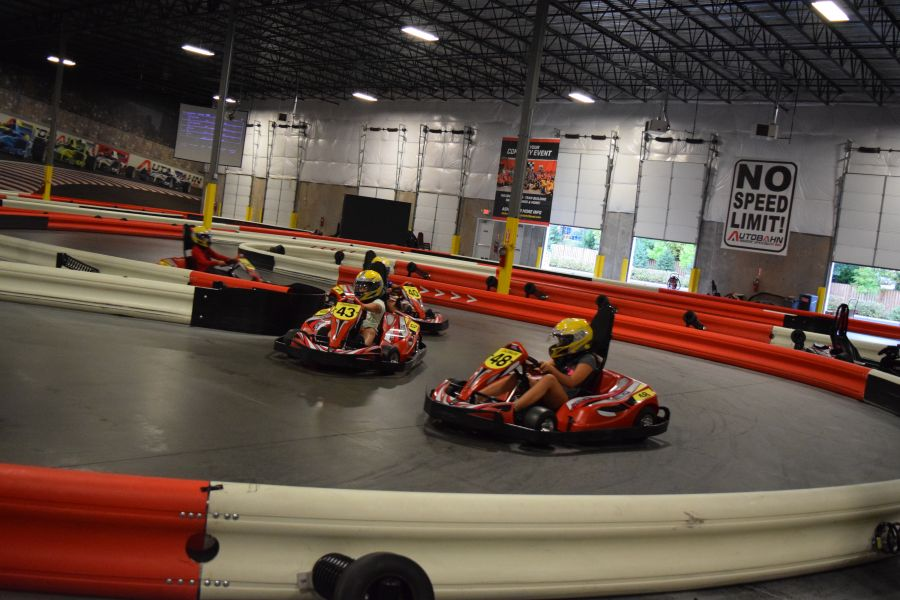 Save $20 Private Reservation for 3 Races (Age 8-12, Mon-Thu)