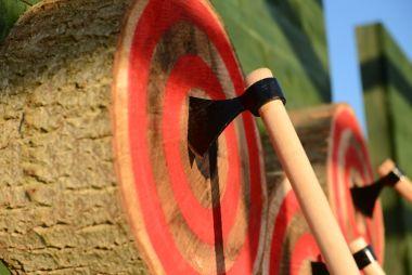 Axe Throwing Tomahawk