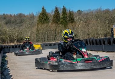 Arrive and Drive Karting