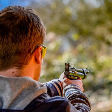 Pistol Shooting Range
