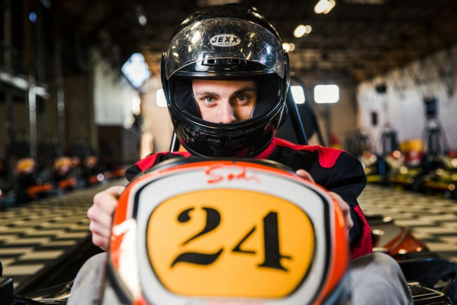 1x 12 minute Go-Kart Race
