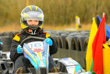 Junior Karting Party Event