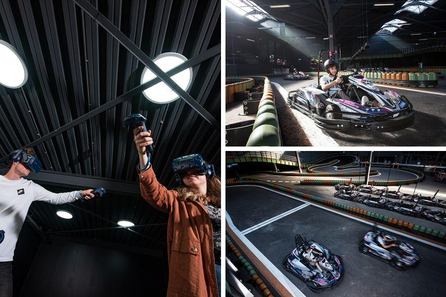 VR Escape Game & E-karten