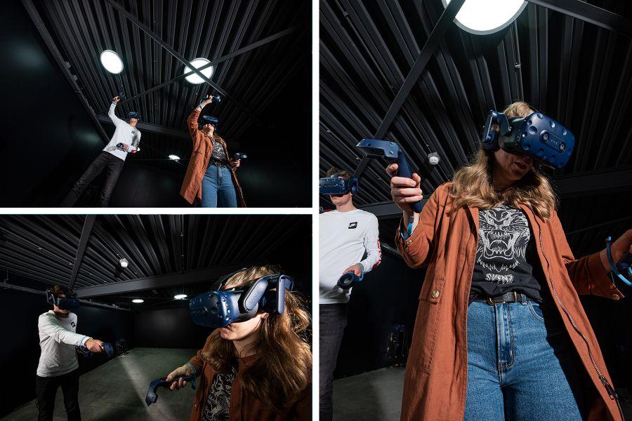 Ubisoft VR Escape Game