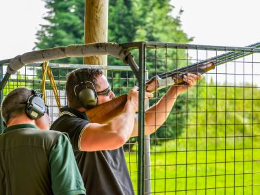 Clay Shooting beginners course