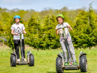 Segway Group Session