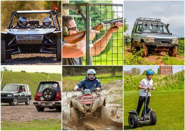 Speed & Safari, Full Day activities