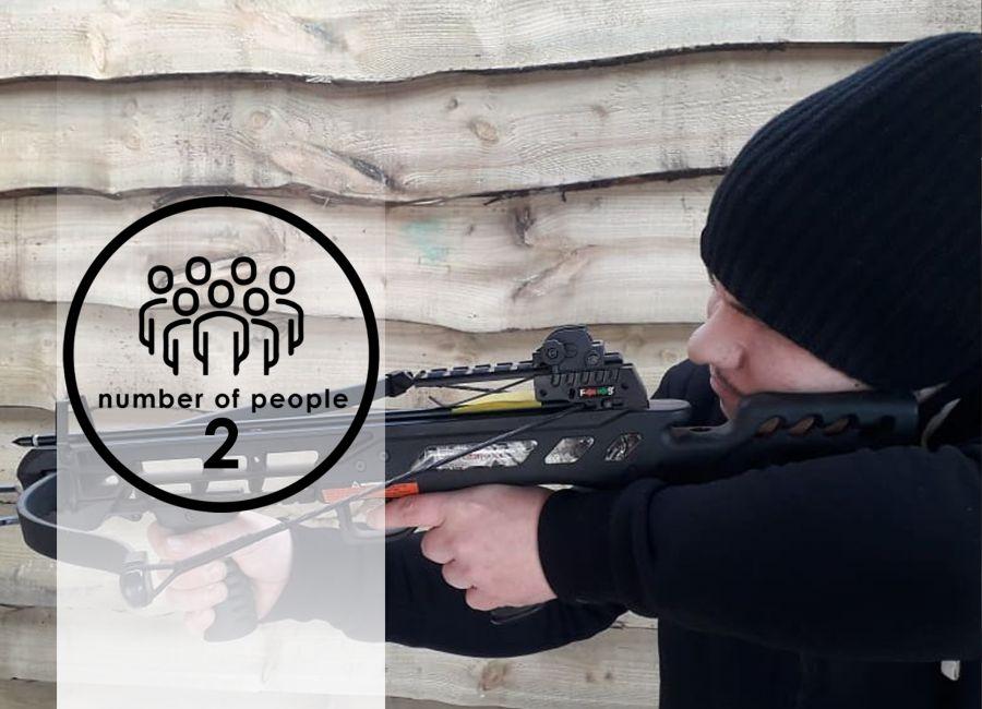 Crossbows | 2 people