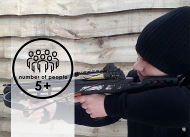 Crossbows | 5+ people
