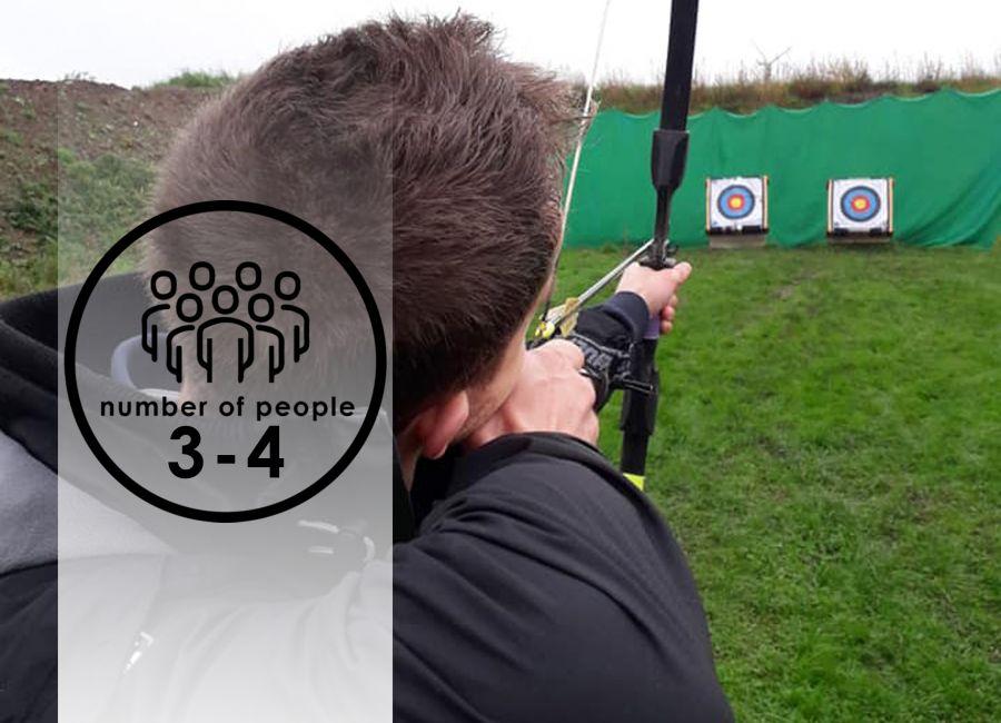 Archery | 3-4 people