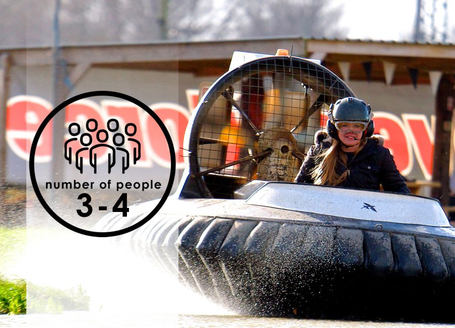 Hovercraft Trials | 3-4 people
